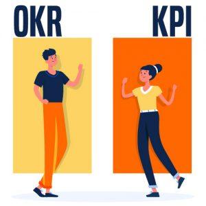 OKR AND KPI